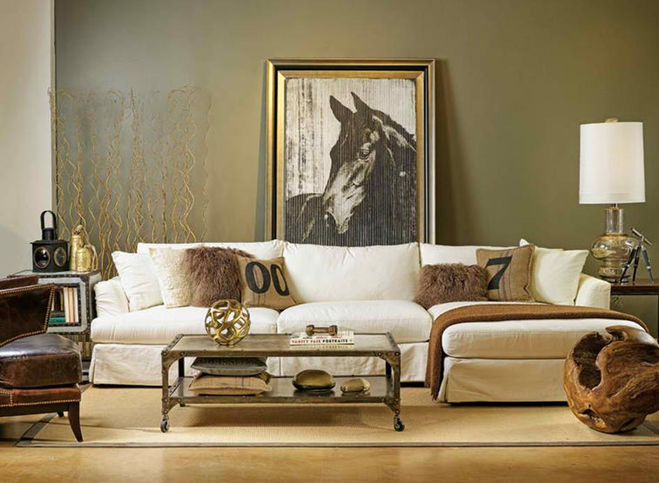 City Chic Living Room Decorating Ideas On a Budget 21