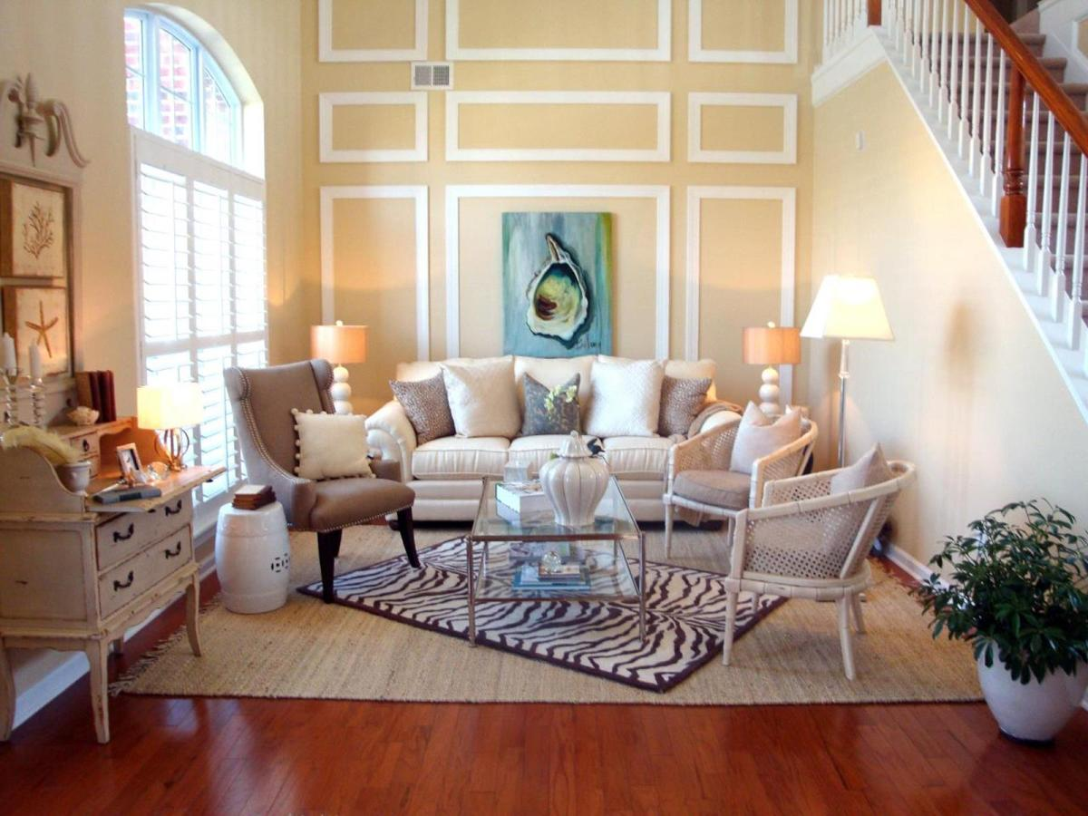 City Chic Living Room Decorating Ideas On a Budget 28