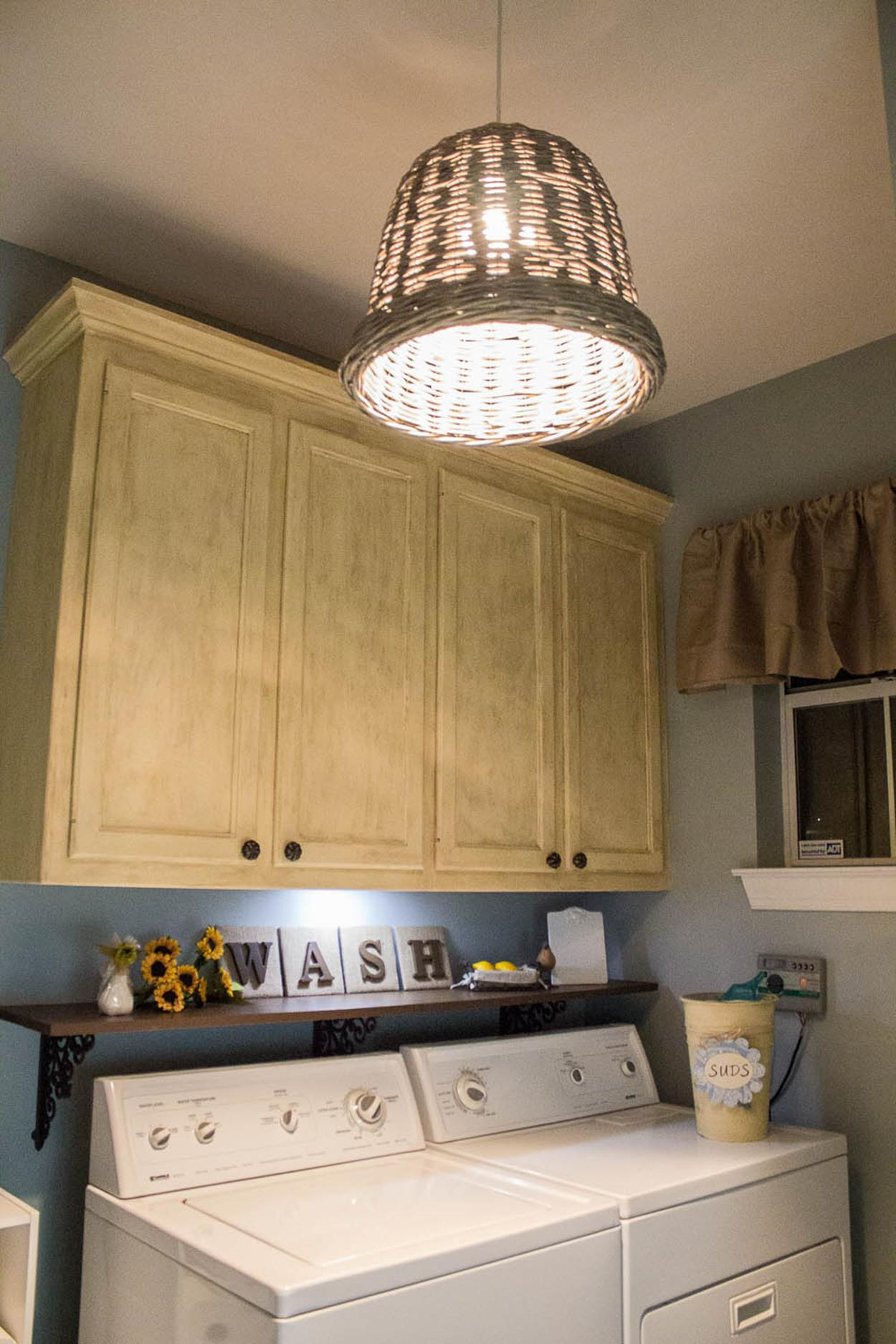 Light Fixtures Ideas For Laundry Room 21