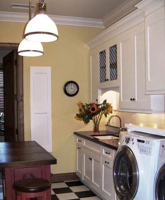 Light Fixtures Ideas For Laundry Room 29