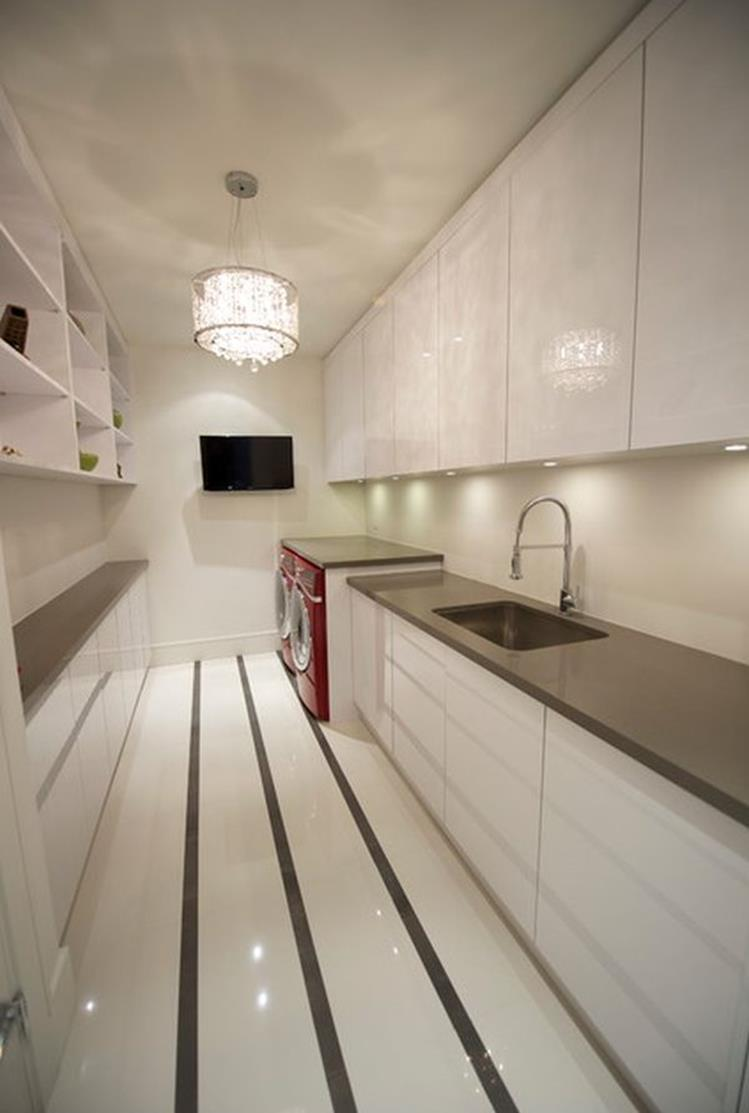 Light Fixtures Ideas For Laundry Room 31