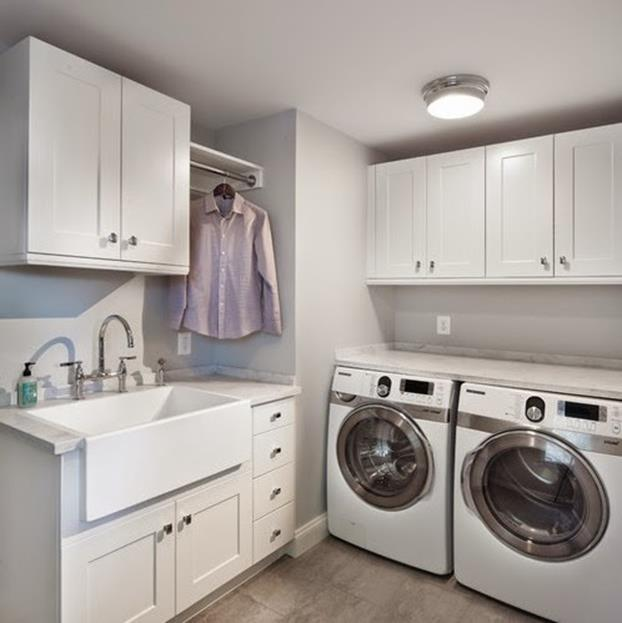 Light Fixtures Ideas For Laundry Room 5