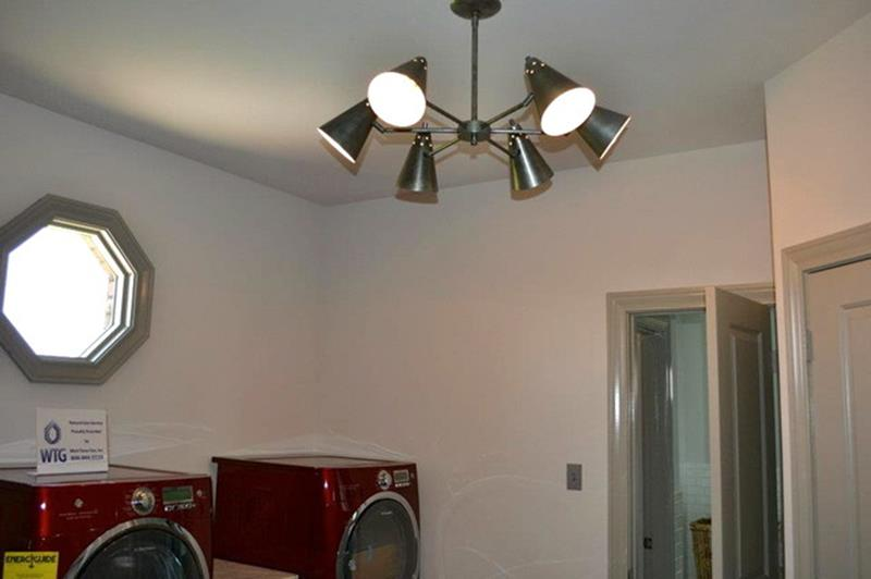 Light Fixtures Ideas For Laundry Room 9