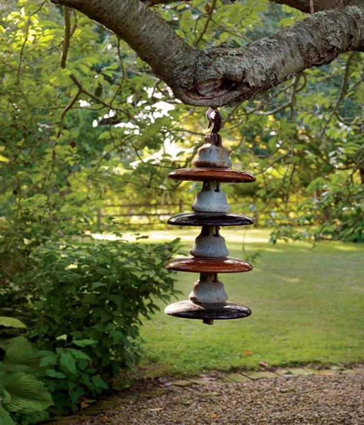 40 Simple But Beautiful DIY Upcycled Garden Decorating Ideas ...