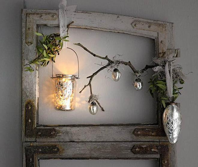 Wooden Picture Frame Decorating Ideas 16