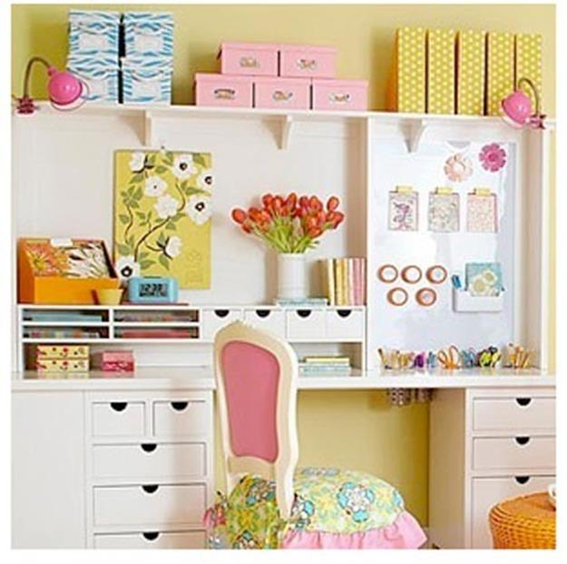 Perfect Bedroom Decorating Idea for Craft 12