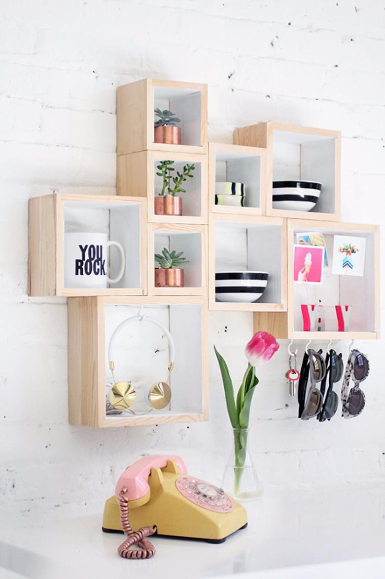 Perfect Bedroom Decorating Idea for Craft 18