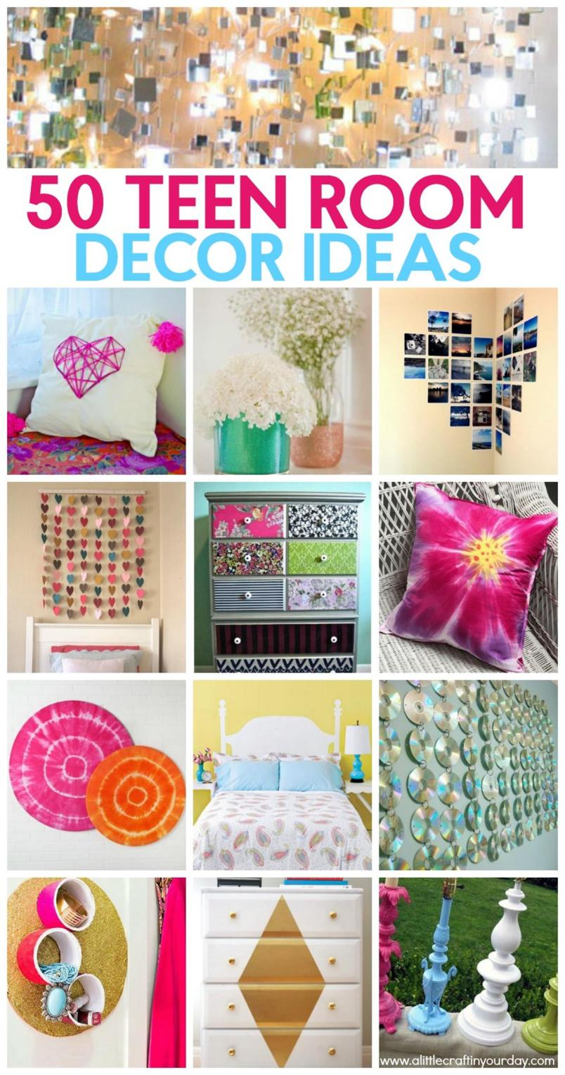 Perfect Bedroom Decorating Idea for Craft 38