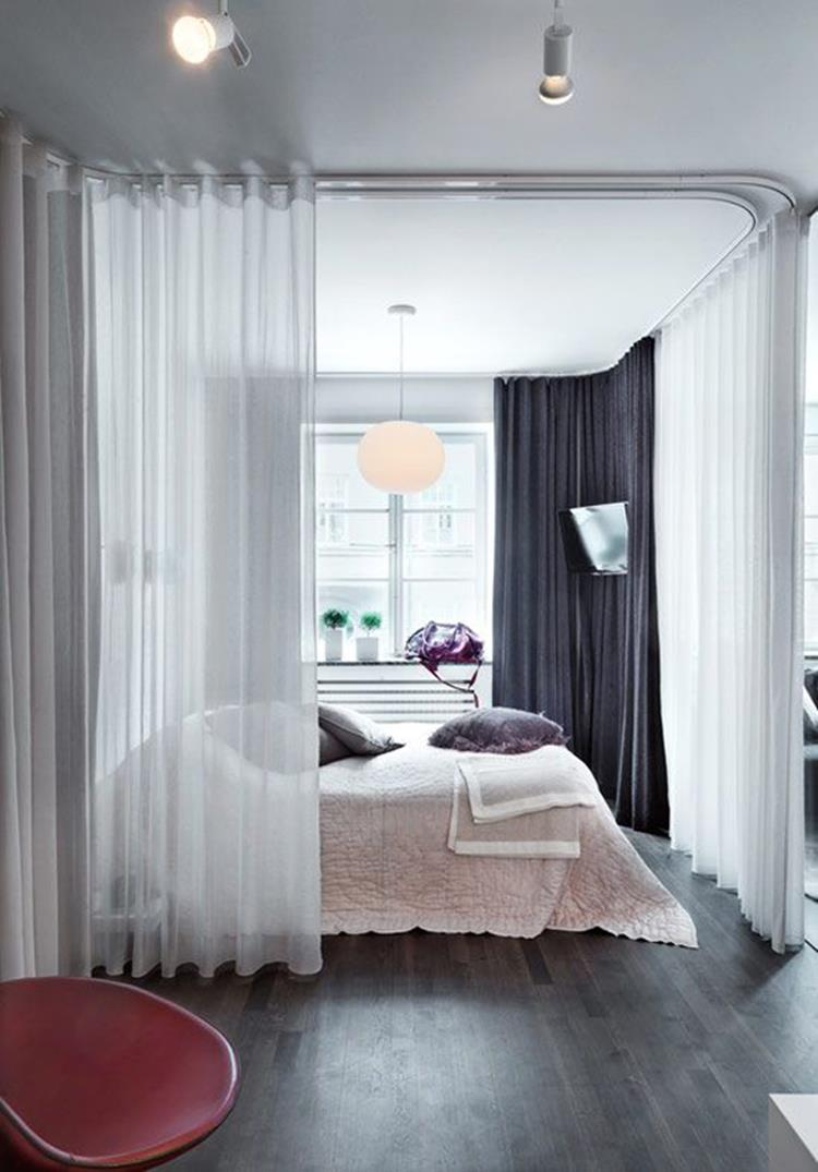 Perfect Cheap Curtains for a Small Apartment 13
