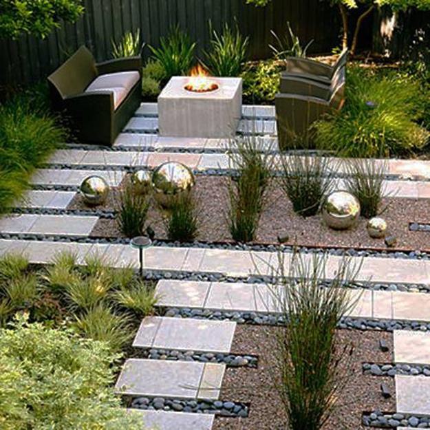 Perfect Small Outdoor Spaces Design Ideas 17
