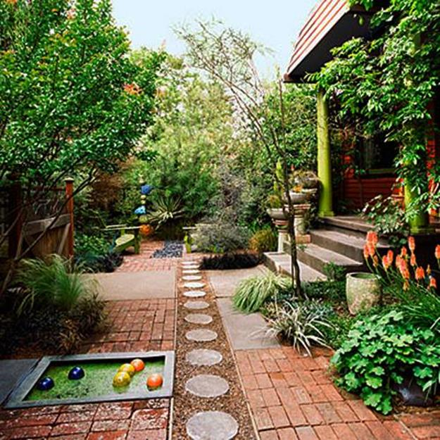 Perfect Small Outdoor Spaces Design Ideas 18