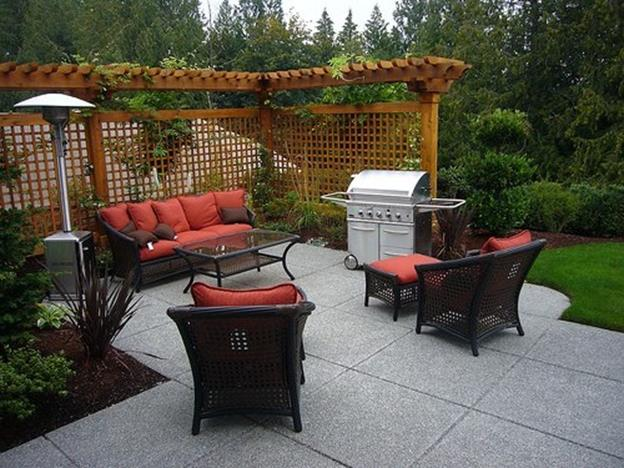 Perfect Small Outdoor Spaces Design Ideas 50