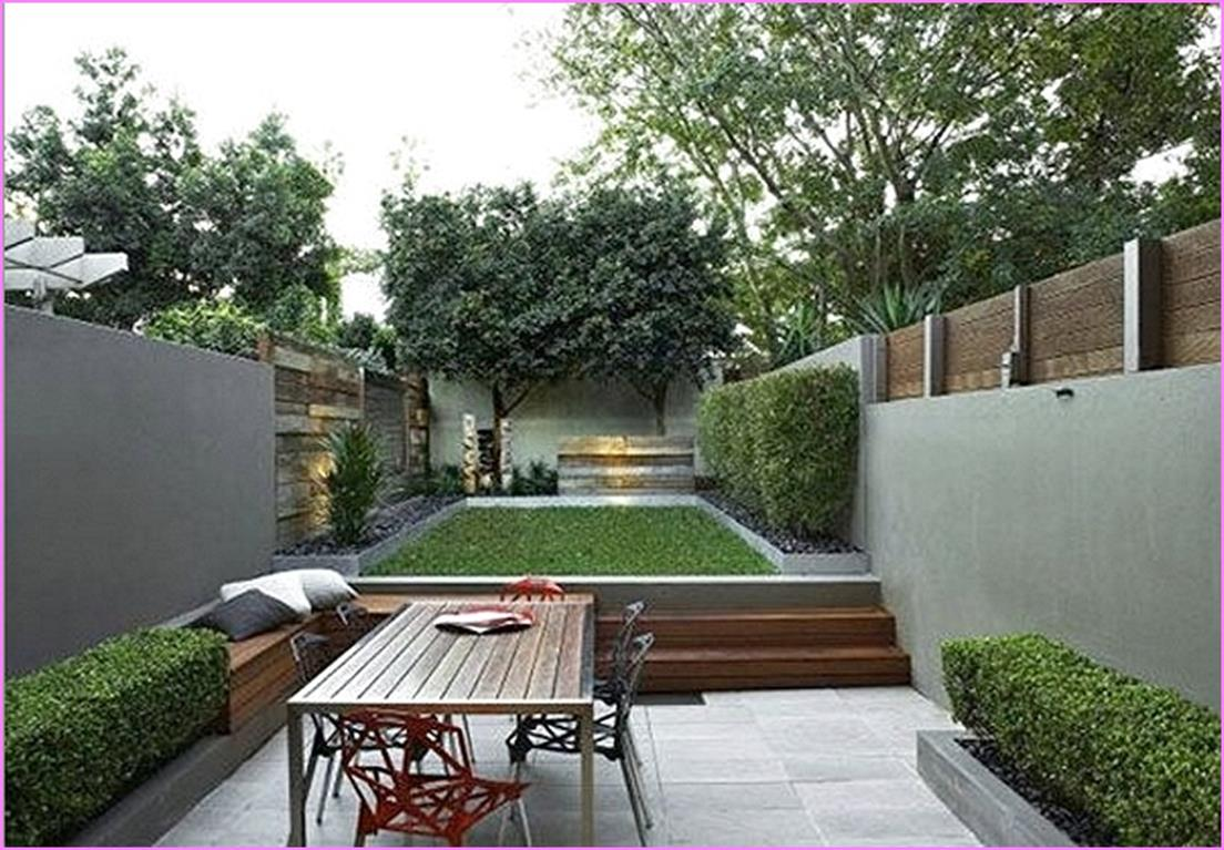 Perfect Small Outdoor Spaces Design Ideas 9