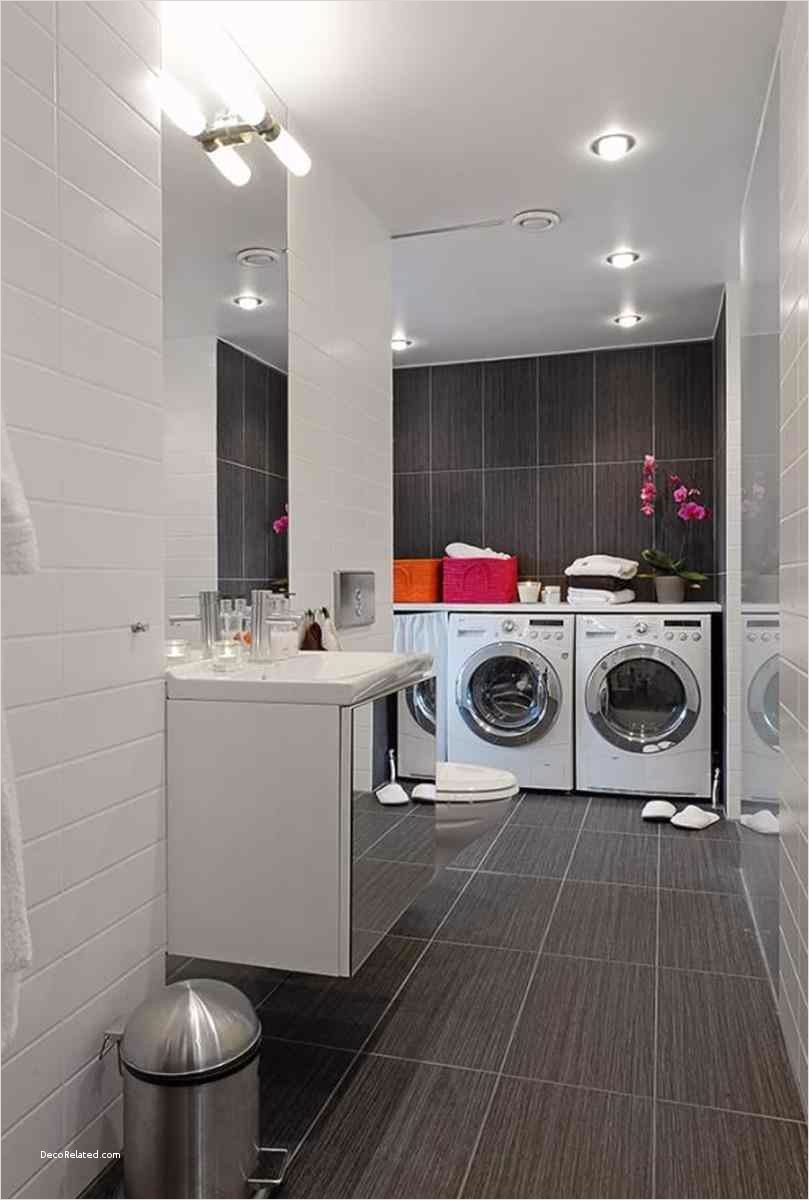 Laundry Room Wall Art Decor Layout 75 Bath Wall Nice Modern Laundry Room Decor Bath Wall Furniture Design with Stackable Washer Dryer 4