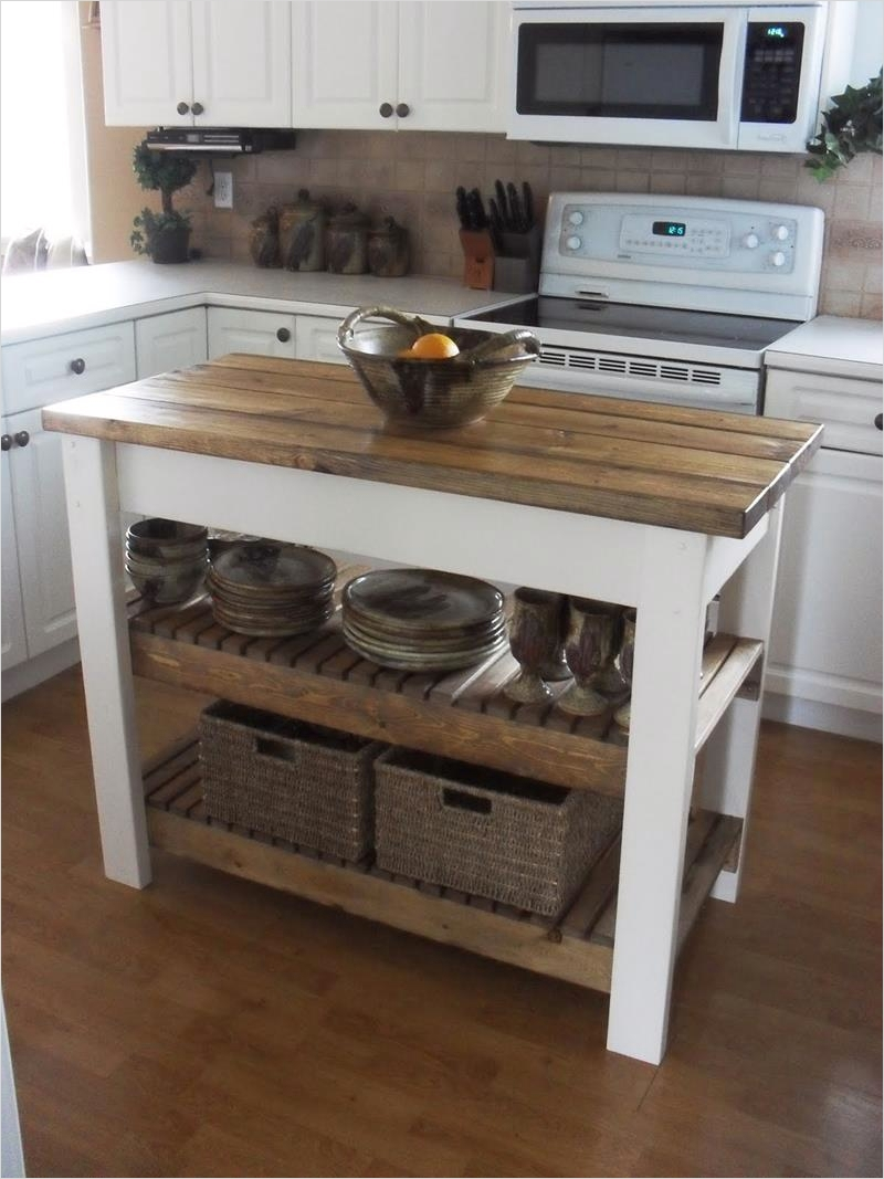 44 Perfect Ideas Small Kitchen Designs with islands 85 51 Awesome Small Kitchen with island Designs Page 3 Of 10 4