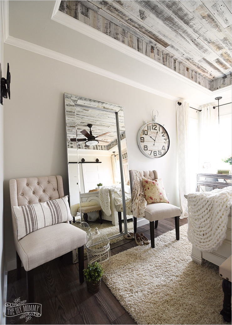 43 Stunning Country Farmhouse Bedroom Ideas 68 Our Modern French Country Master Bedroom – E Room Challenge Reveal 3