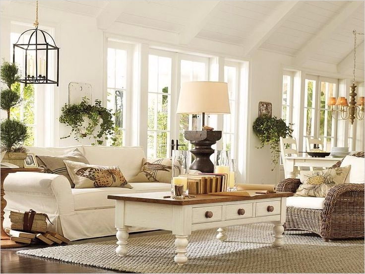 42 Cozy Country Farmhouse Living Room 44 27 Fy Farmhouse Living Room Designs to Steal 5