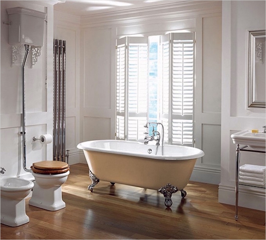 40 Stunning French Country Small Bathroom 89 Get Inspired with Gorgeous French Country Interior Design Ideas 8