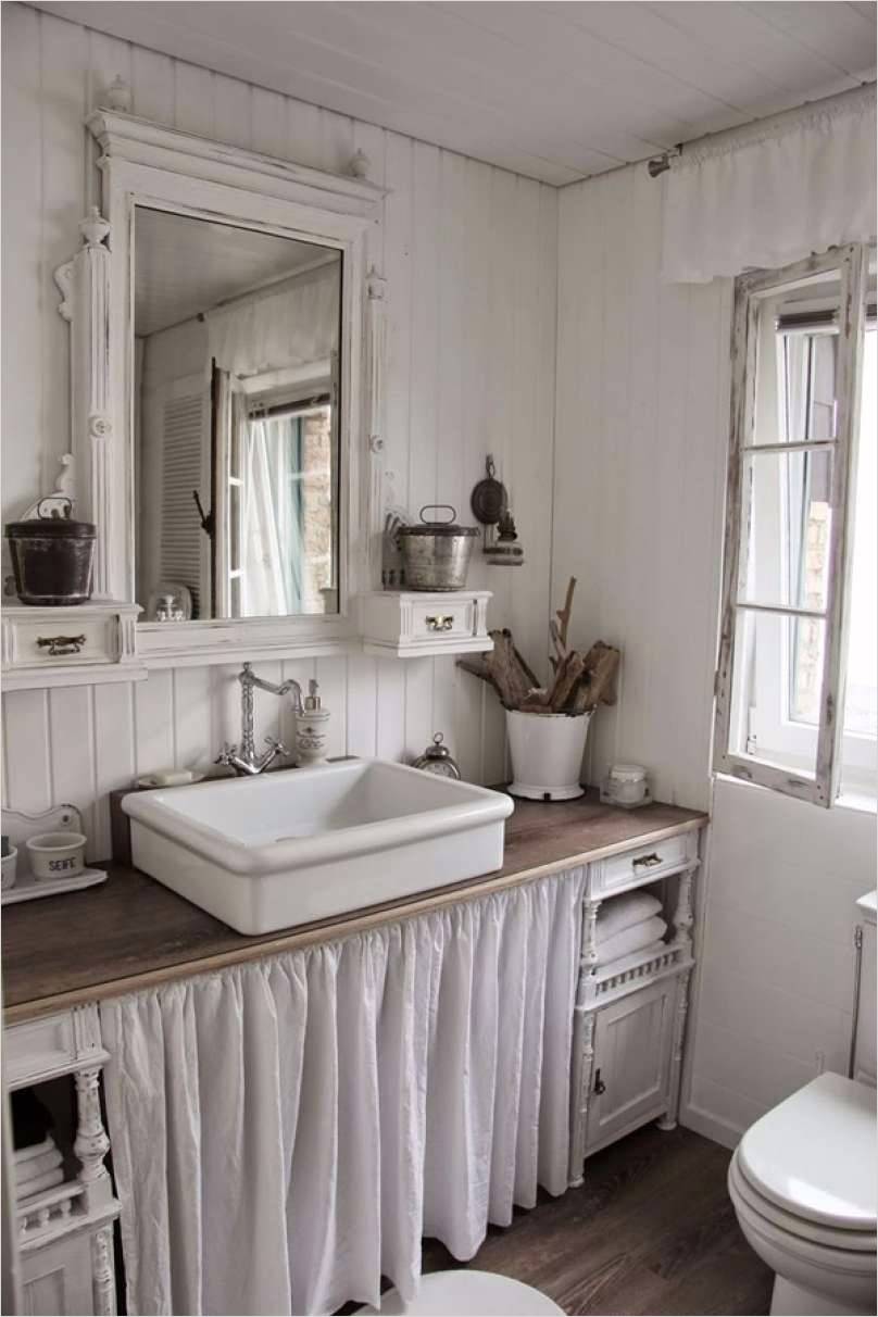 40 Stunning French Country Small Bathroom 66 Bathroom Magnificent Farmhouse Style Bathroom Ideas Decorating Small Remodel Modern 2