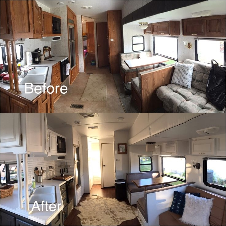 43 Perfect Rv and Camper Interior Ideas 38 Motorhome Interior Design Ideas Best 25 Rv Interior Ideas On Pinterest Rv Remodeling Camper 9