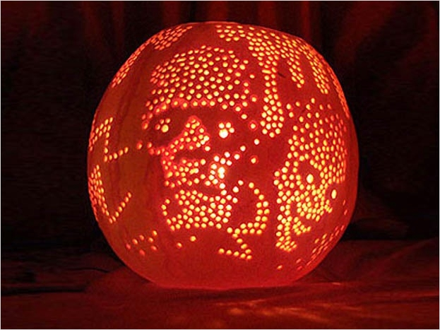 40 Simple Pumpkin Carving with Drill Ideas 73 23 Best Images About Pumpkin Carving On Pinterest 3