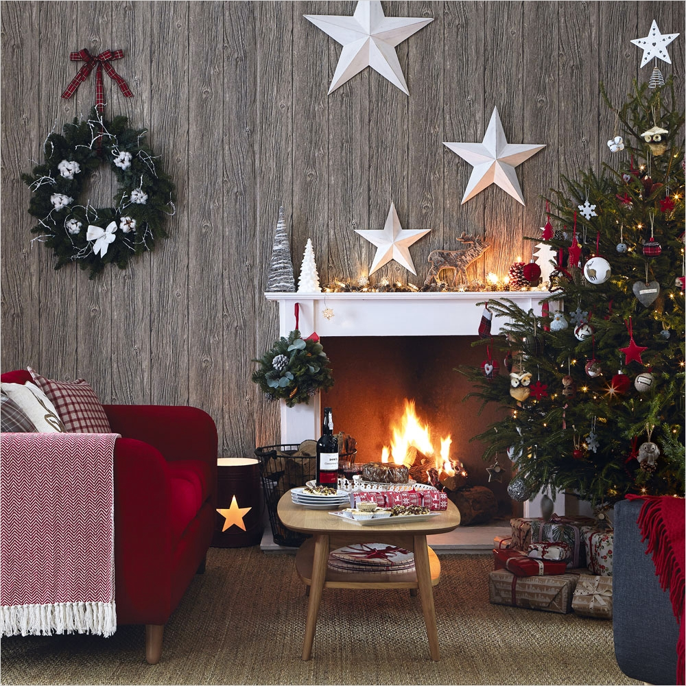42 Stunning Country Christmas Centerpieces Ideas Ideas 44 Country Christmas Decorating Ideas 7
