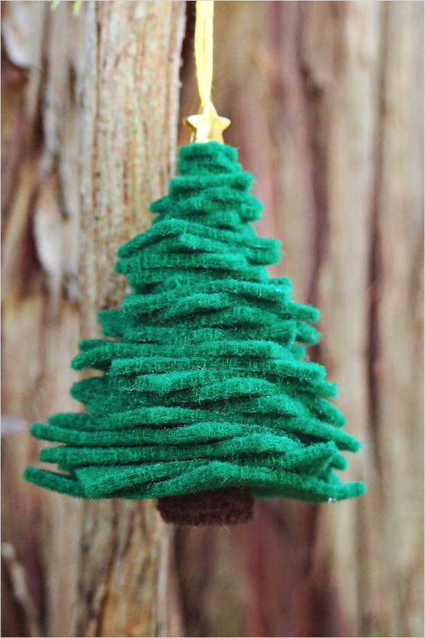 40 Diy Easy Christmas ornament Crafts Ideas 88 40 Homemade Christmas ornaments Kitchen Fun with My 3 sons 5
