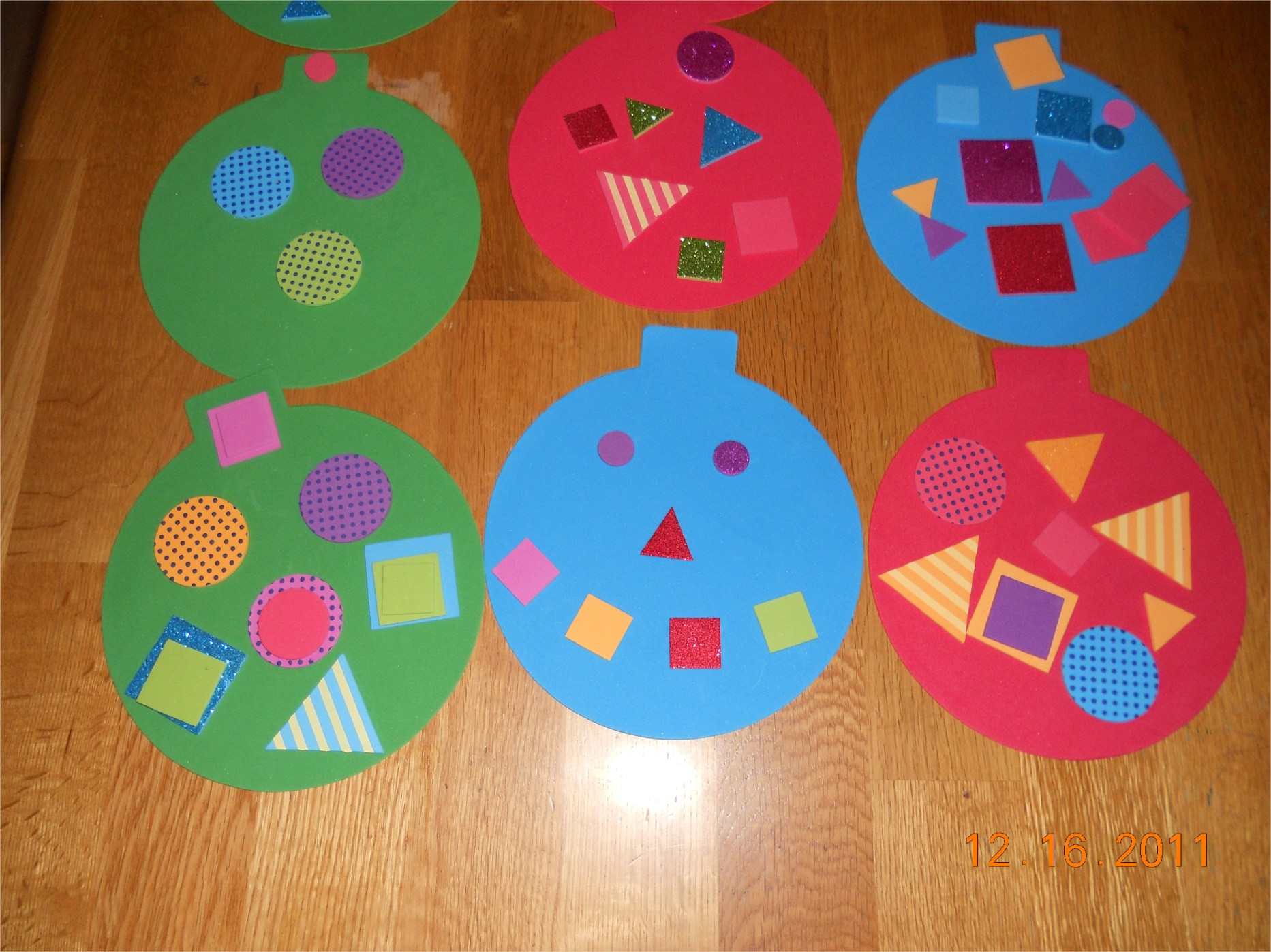 40 Diy Easy Christmas ornament Crafts Ideas 54 15 Fun and Easy Christmas Craft Ideas for Kids – Miss Lassy 3