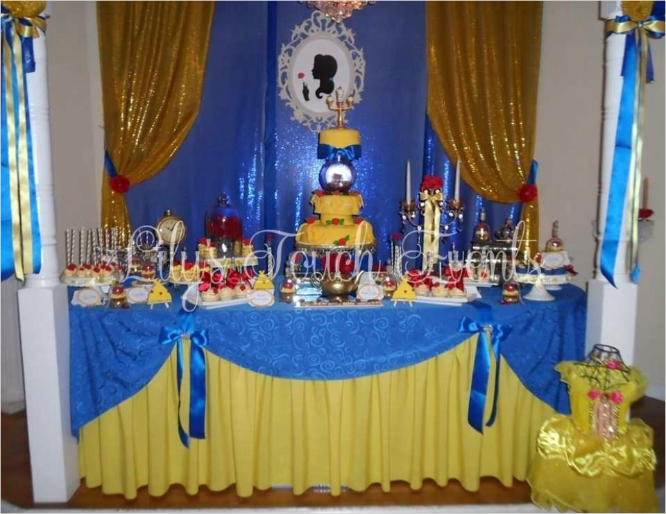 35 Beauty and the Beast Decorations Ideas 34