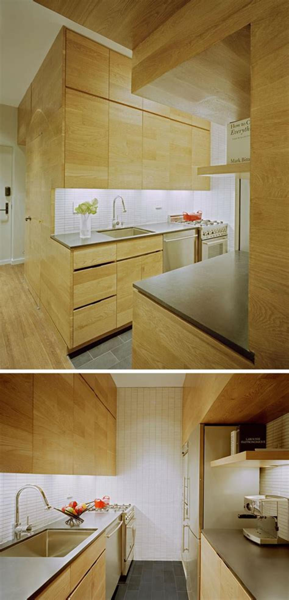 43 Amazing Kitchen Remodeling Ideas for Small Kitchens 2019 10