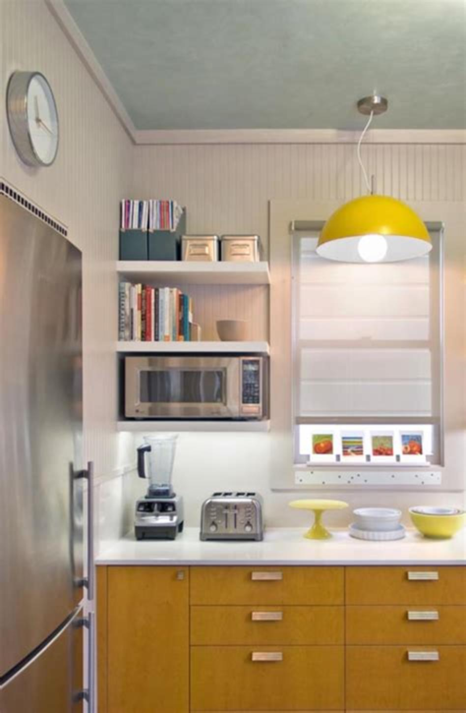 43 Amazing Kitchen Remodeling Ideas for Small Kitchens 2019 14