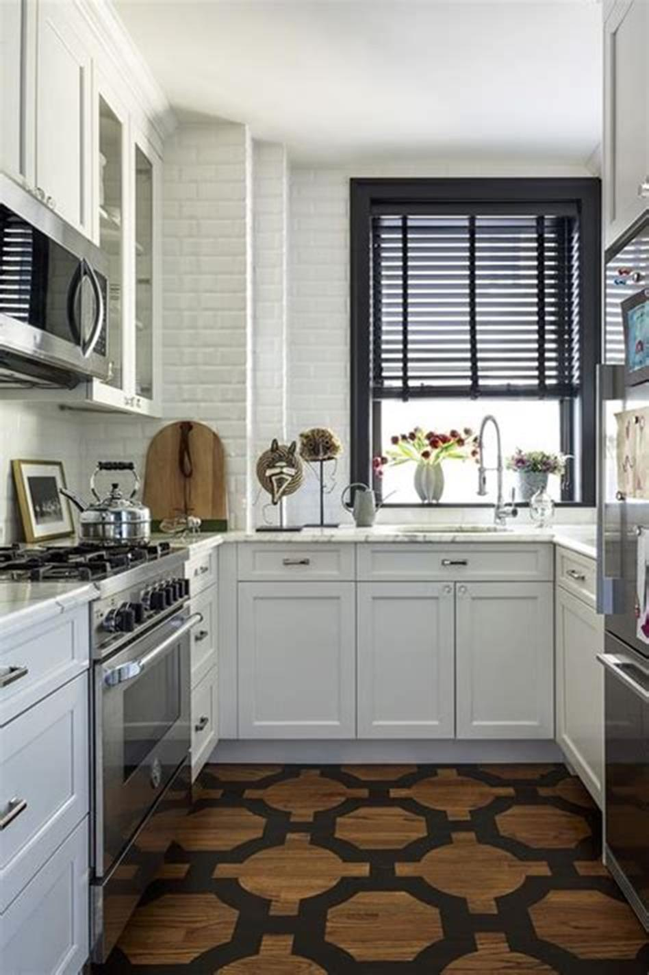 43 Amazing Kitchen Remodeling Ideas for Small Kitchens 2019 32