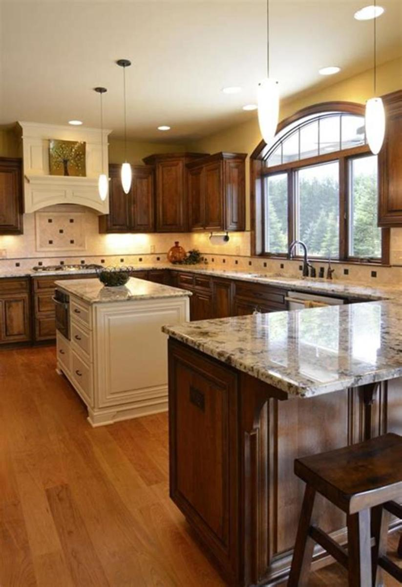 43 Amazing Kitchen Remodeling Ideas for Small Kitchens 2019 57