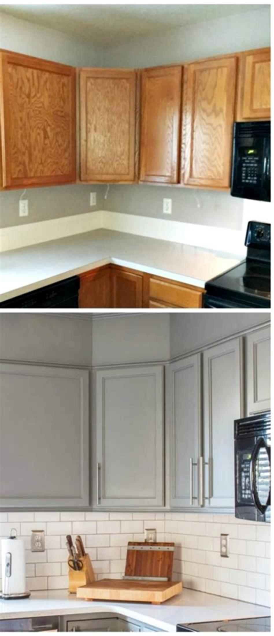 43 Amazing Kitchen Remodeling Ideas for Small Kitchens 2019 6