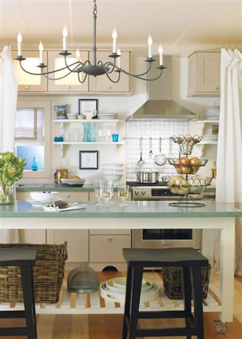 43 Amazing Kitchen Remodeling Ideas for Small Kitchens 2019 66