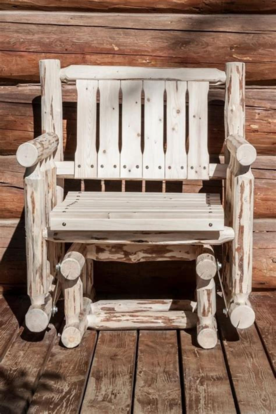 45 Perfect Rustic Porch Furniture Ideas for 2019 41