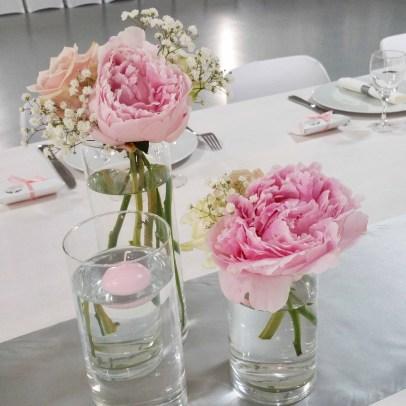 Centre de table mariage d co r majeur - Miroir centre de table ...