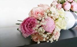 Bouquet de la témoin de la mariée