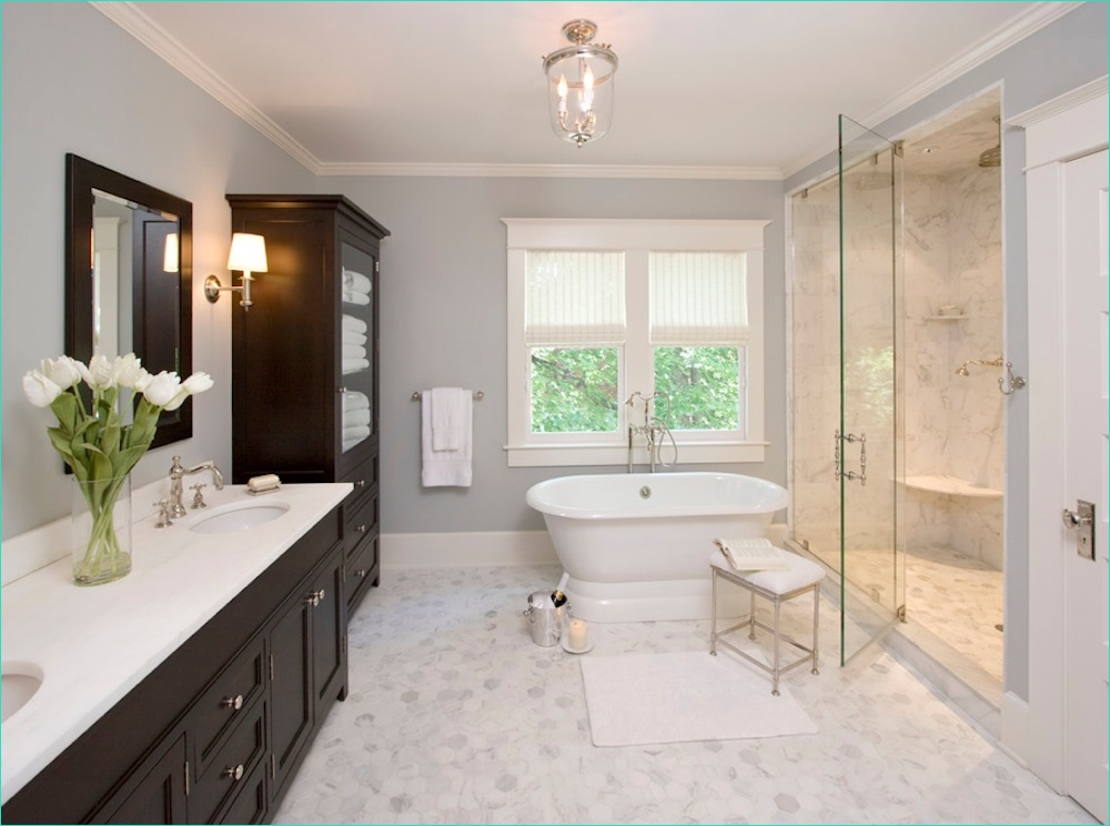 Master Bathroom Light Remodel 38 10 Easy Design touches for Your Master Bathroom Freshome 1