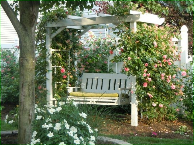 Creative Tiny Backyard Sitting areas 43 15 Super Creative Outdoor Sitting areas and How to Make Your Own Funky Junk Interiorsfunky 4
