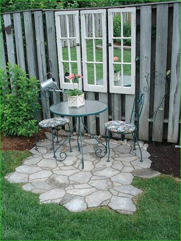 Creative Tiny Backyard Sitting areas 72 23 Easy to Make Ideas Building A Small Backyard Seating area 2