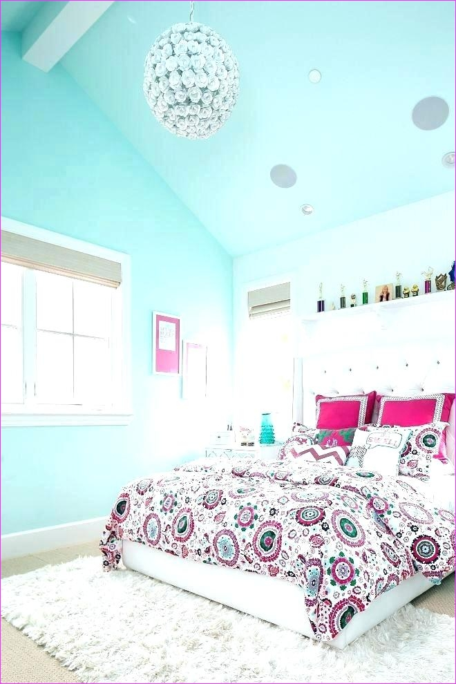 Cute Mix Color Bedrooms for Teenage Girls 41 Cute Teenage Girl Bedroom Colors 7