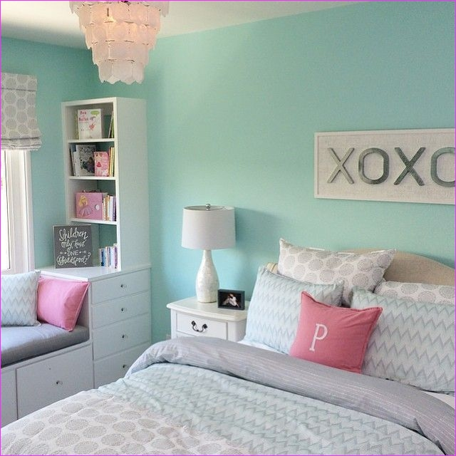 Cute Mix Color Bedrooms for Teenage Girls 21 Best 25 Teen Bedroom Colors Ideas On Pinterest 1