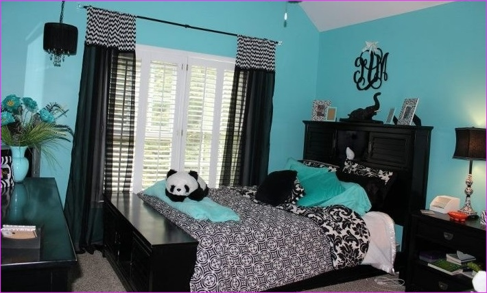 Cute Mix Color Bedrooms for Teenage Girls 39 Cute Teenage Girl Bedroom Colors 8