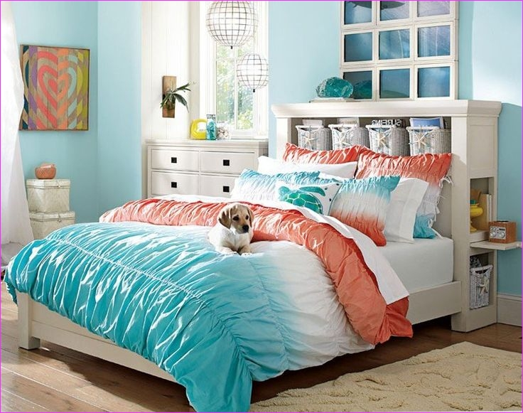 Cute Mix Color Bedrooms for Teenage Girls 69 Pinterest • the World's Catalog Of Ideas 1