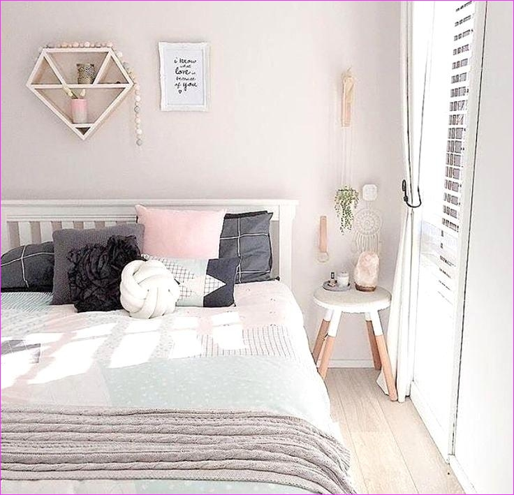 Cute Mix Color Bedrooms for Teenage Girls 41 Pleasant Color Teenage Bedroom Decorating Ideas Knot Pillow Minimalist Room – Minimalist 4