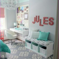 49 Cute Mix Color Bedrooms for Teenage Girls Ideas
