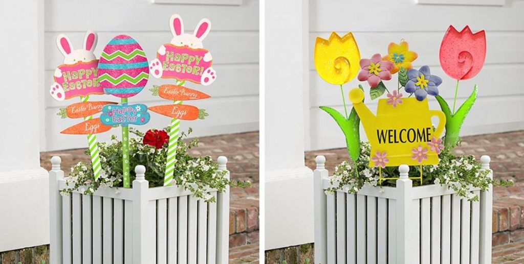 Outdoor Spring Decor 24
