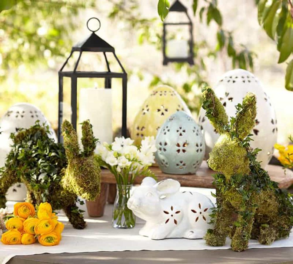 Outdoor Spring Decor 34