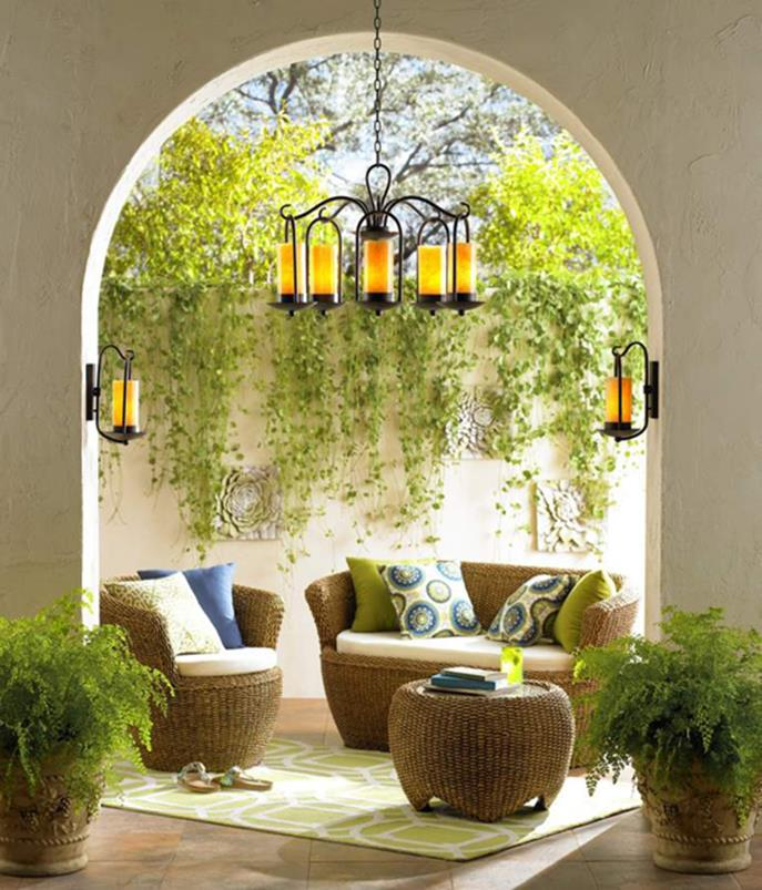 Outdoor Spring Decor 6